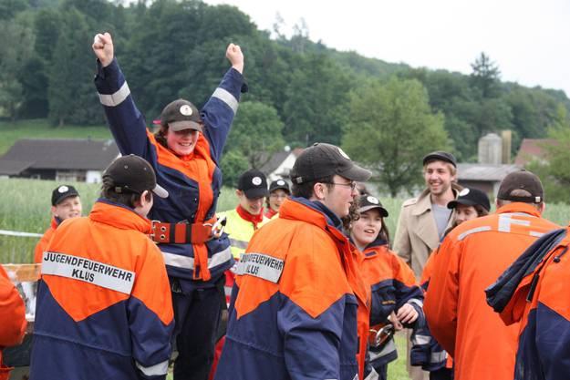 Jugendfeuerwehr Schweizermeisterschaft