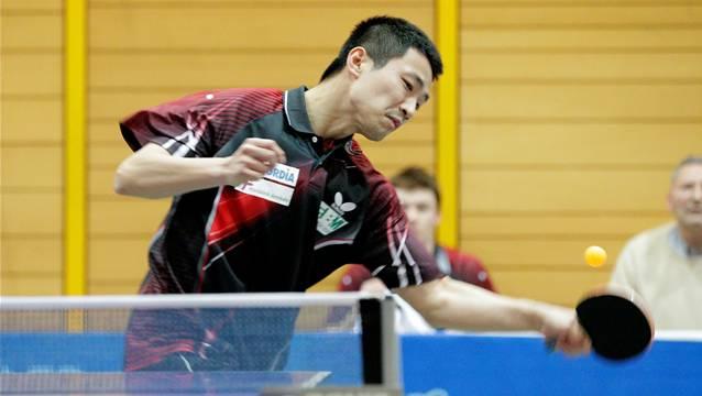 Jiashun Hu absolvierte seinen zweiten NLA-Einsatz. Kenneth Nars