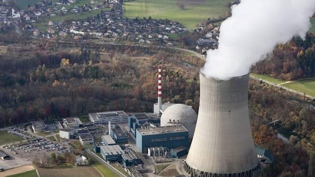 Das Atomkraftwerk Gösgen