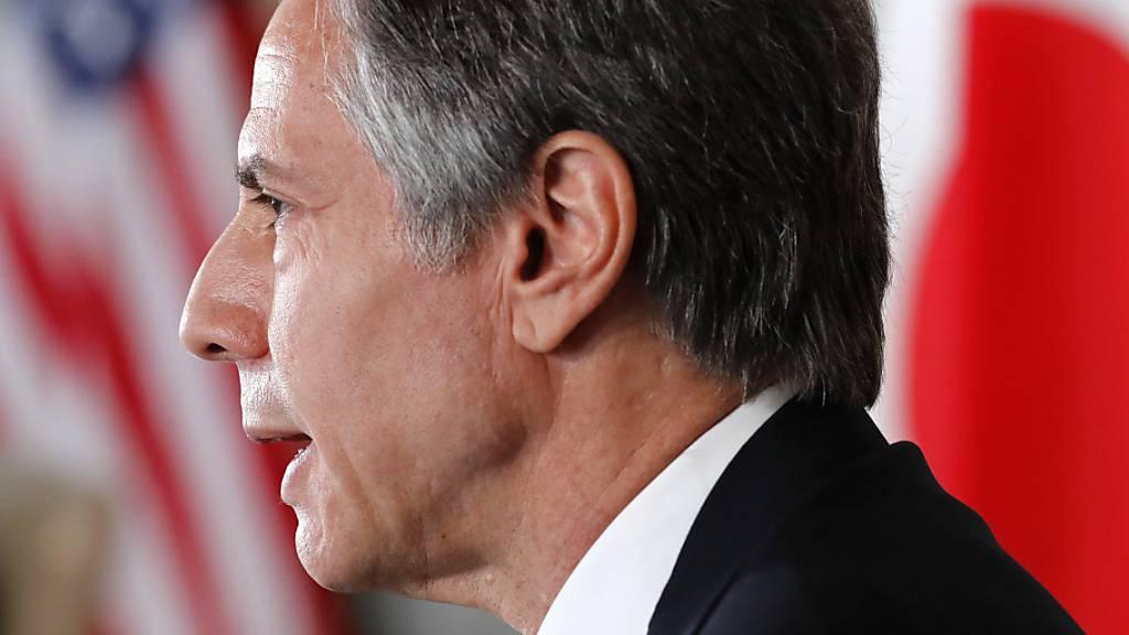 USA und Japan «ernsthaft besorgt» über Chinas wachsendes Machtstreben