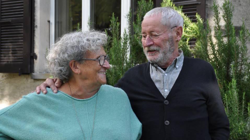 Das Ehepaar Marco und Anita Schenardi-Arnold darf im Januar den «Goldenen Uristier» entgegen nehmen.