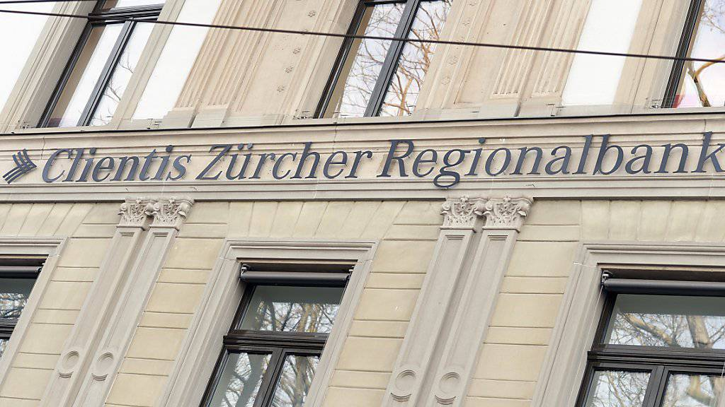 Die Clientis Zürcher Regionalbank ist Teil der Bankengruppe Clientis. Diese hat im vergangenen Jahr davon profitiert, dass sie 2016 keine Abschreibungen mehr für den Wechsel der Kernbankensoftware tätigen musste.