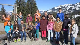 Ferienlager der Musikschule Solothurn
