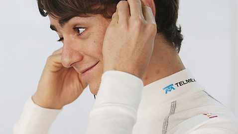 GP Bahrain: Nico Rosberg holt Poleposition