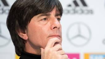 Der deutsche Bundestrainer Joachim Löw liebäugelt mit einer Schauspielkarriere. (Archivbild)