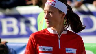 Babynews auf Facebook: Orientierungsläuferin Judith Wyder erwartet ihr erstes Kind. (Archivbild)