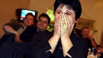 Anita Chaaban: Die Initiantin der Verwahrungsinitiative ist erleichtert.