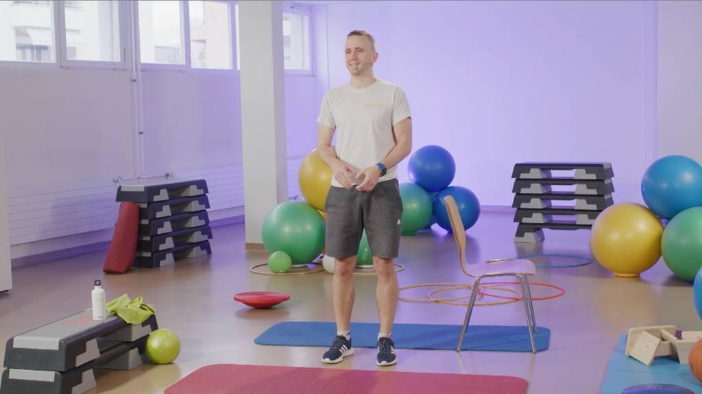 «Gymnastik im Wohnzimmer» vom 23. Juni 2021