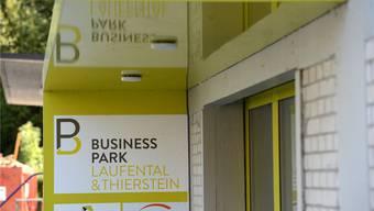 Clusterbildung: Businesspark Laufental.