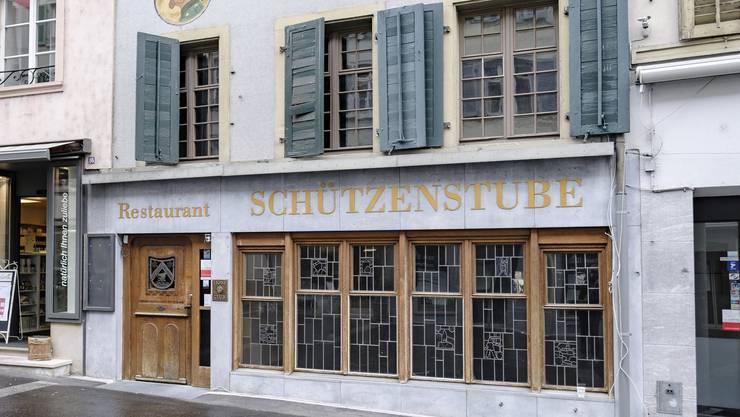 Seit Februar ist die bekannte «Schützenstube» in Liestal geschlossen.