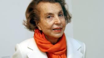 Ihre Verdienste gerieten zuletzt wegen der Bettencourt-Affäre in den Hintergrund, nun ist Liliane Bettencourt im Alter von 94 Jahren verstorben. (Archiv)