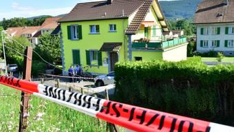Polizeieinsatz nach Schiesserei in Winznau