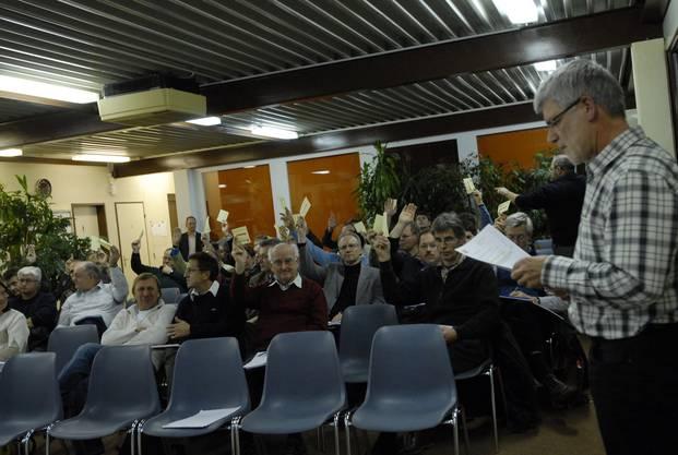 2007: Eindrücke der Delegiertenversammlung der Repla Solothurn und Umgebung.