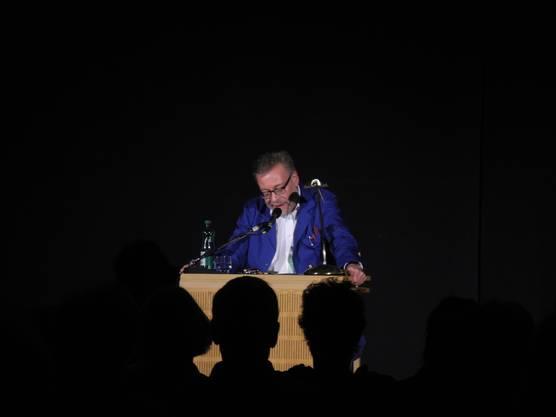 Markus Notter liest Ringelnatz