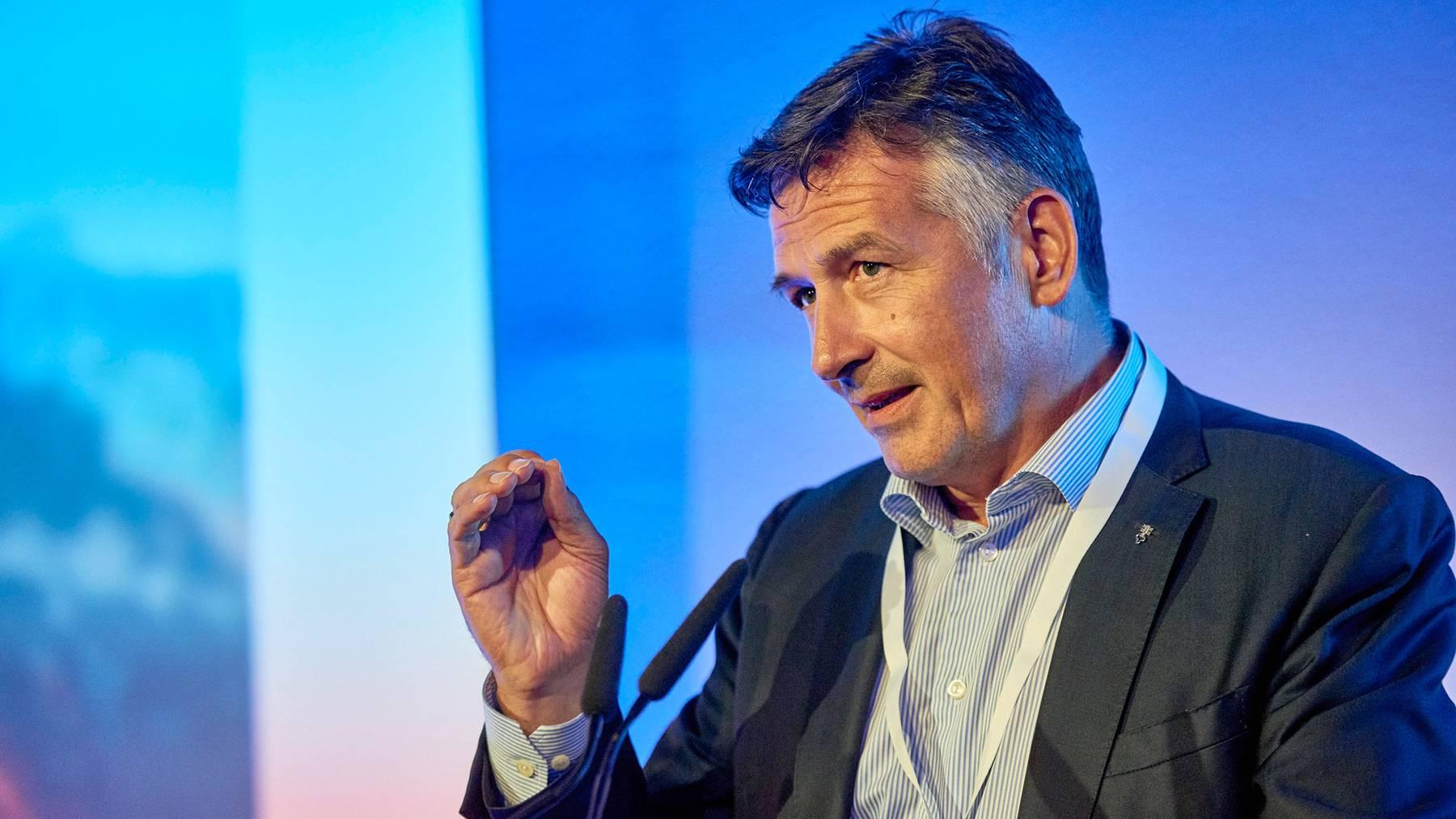 Hans Wicki offiziell Bundesrats-Kandidat
