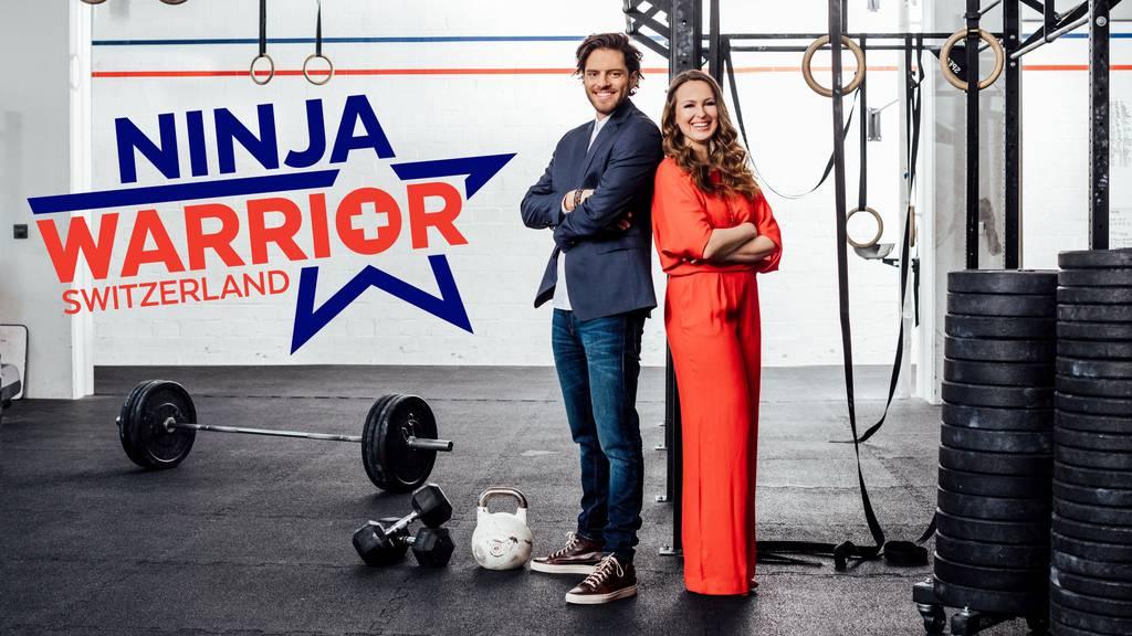 Seid bei der Sendungsaufzeichnung von Ninja Warrior Switzerland live dabei