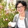 Immer mit einem Lächeln: Nadia Leuenberger berät Demenzbetroffene und Angehörige.