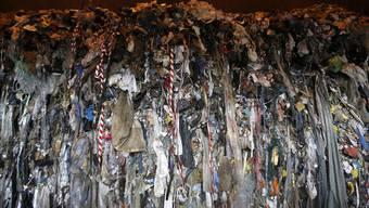 In der Kebag Zuchwil wird Abfall zu Geld gemacht