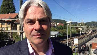 Stadtpräsident Lukas Ott zum Vierspurausbau am Bahnhof Liestal