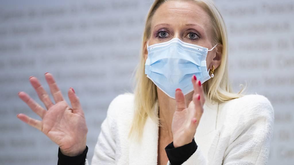 Die neue EVP-Präsidentin: Nationalrätin Lilian Studer (AG) tritt die Nachfolge der Berner Nationalrätin Marianne Streiff an. (Archivbild)