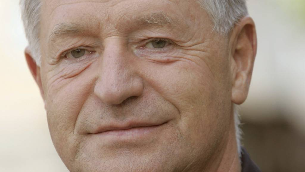 ARCHIV - David Slama, deutscher Kameramann. Der vielfach preisgekrönte Bildgestalter starb ist am 15.10.2020 im Alter von 74 Jahren gestorben. Foto: Jörg Carstensen/dpa