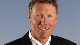 Pirmin Zurbriggen bleibt Präsident des Walliser Skiverbandes