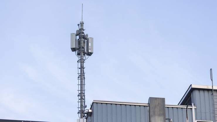 In der Schweiz gibt es vielerorts bereits 5G-Antennen.