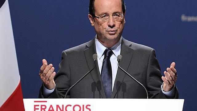Hollande will Wachstum fördern
