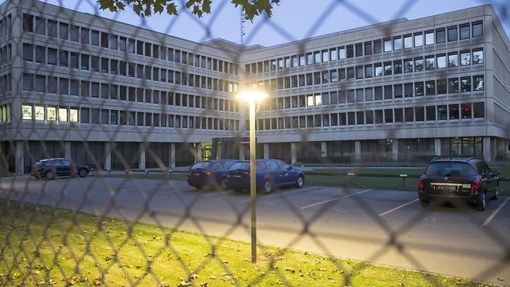 Büros des Nachrichtendienst des Bundes (NDB) in Bern. (Archivbild)