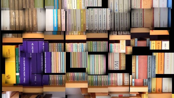 Achtung – Bücher bilden nie eine fugendichte Wand. Daraus ergeben sich wunderbare Seelenverwandtschaften und folgenschwere Dramen.