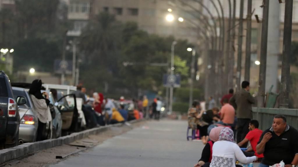 In Ägypten stossen die Pläne der Regierung, die Steuern wegen der Coronavirus-Krise zu erhöhen, auf scharfe Kritik. (Archivbild)