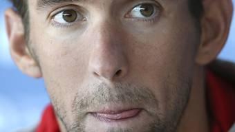 Michael Phelps wegen Alkohol am Steuer festgenommen