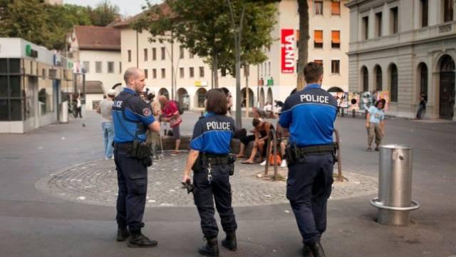 Offene Drogenszene in Lausanne erinnert an Zürich vor 30 Jahren. Foto: ho