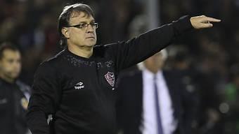 Gerardo Martino soll der neue Barcelona-Trainer werden.