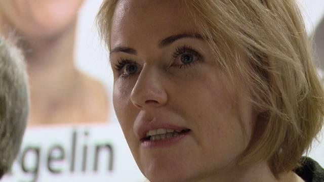 Natalie Rickli als Zugpferd der SVP-Winterthur