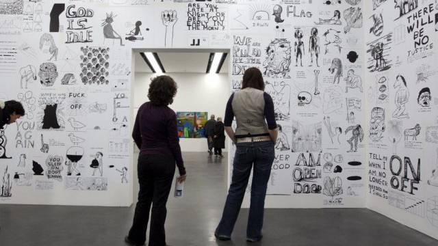 Öffnet seine Türen auch 2014: Comix-Festival Fumetto (Archiv)