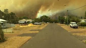 Im Zuge des Klimawandels wird Australien häufiger von verheerenden Buschbränden heimgesucht, so das Ergebnis eines Expertenberichts.