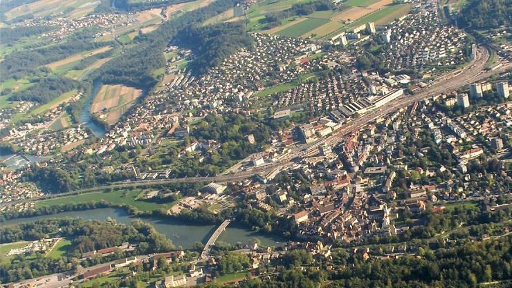 Das Verkehrskonzept Oase stösst im Raum Brugg-Windisch auf Kritik.