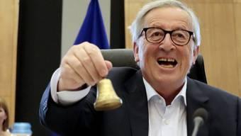 Noch-EU-Kommissionspräsident Jean-Claude Juncker. (Archivbild)