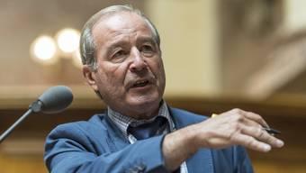 Maximilian Reimann fordert, dass die Mindereinnahmen der Altersvorsorge mit dem Gewinn der SNB teilkompensiert werden.