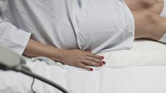 Wer per Kaiserschnitt zur Welt kommt, entbindet später mit grösserer Wahrscheinlichkeit selbst auch so.