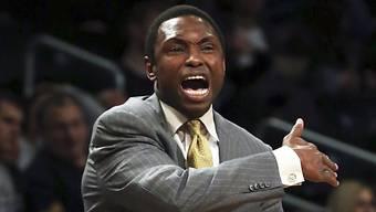 Avery Johnson ist nicht mehr Trainer der Brooklyn Nets.