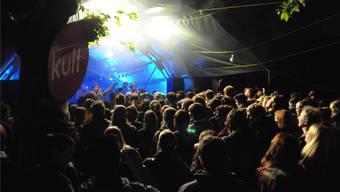 Für grosse Veranstaltungen spannen die vier Brugger Kulturhäuser unter dem Label kult4 zusammen.
