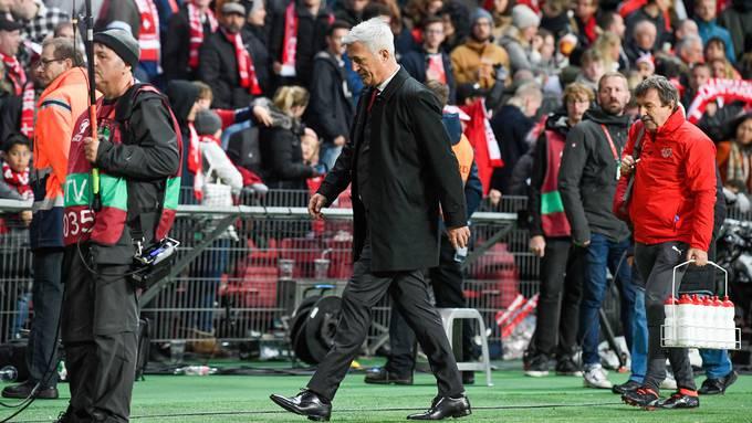 Wird Vladimir Petkovics Vertrag als Nationaltrainer verlängert oder muss er das Feld räumen?