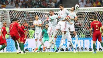 Hat Ronaldo das bisher schönste WM-Tor erzielt?