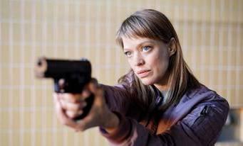 Heike Makatsch spielt Kommissarin Ellen Berlinger.