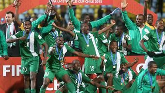 Nigeria wurde bereits zum fünften Mal U17-Weltmeister