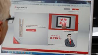 Mit wenigen Clicks auf hypomat.ch zur Hypothek.