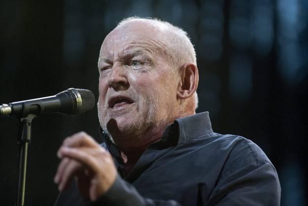 Im vergangenen Jahr spielte er noch am Jazzfestival Montreux