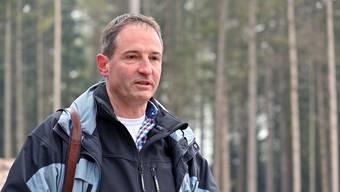 Rolf Manser, Chef Amt für Wald, Jagd und Fischerei.